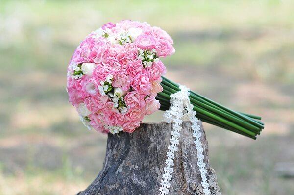 Bí quyết chọn hoa cầm tay ngày cưới phù hợp